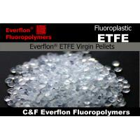 China ETFE Resin material / MFI 20-30 / Virgin Pellets / Extrusion Processing /  Cable&Wire wholesale