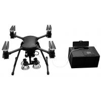 Quality Tethered Drone Platform with Tethered Power Supply and an Integrated Ground for sale