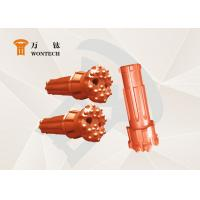 China Fast Penetration RC Borehole Drill Bit For Thermal Boreholes Abrasion Resistance wholesale
