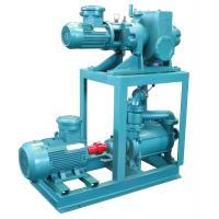 China Mechanical Booster Water Vacuum Pump , 1.1kw Vacuum Ring PumpPositive Displacement wholesale