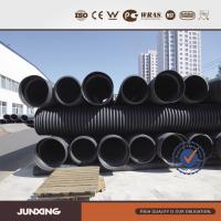 China Corrugated HDPE Culvert Pipe Manufacturer factory price wholesale
