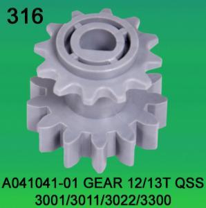 China A041041-01 GEAR TEETH-12/13 FOR NORITSU qss3001,3011,3022,3300 minilab wholesale