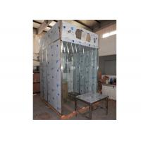 China SUS304 GMP Standard Dispensing Booths For GMP Workshop 415V 50HZ wholesale