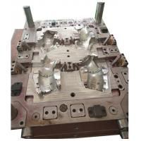 China Stainness Steel Plastic Injection Mold Tooling For ABS Materials wholesale
