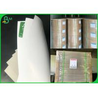 China Moisture Proof White Coated Paper Board FSC Recycled Coated Duplex Board 180G wholesale
