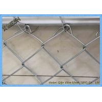 Quality High security Galvanized 5 foot Black Used chain link fence mesh fabric meets for sale