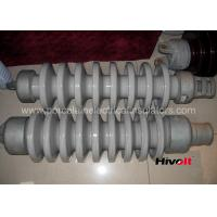 China 11kV / 33kV / 66kV / 110kV Porcelain Suspension Insulator For Electrical Railway Lines wholesale