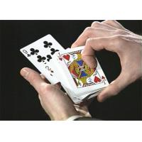China Queens To Aces Switch Card Trick Magic Poker Skills And Techniques wholesale