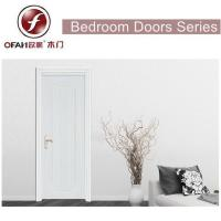 China High-end home interior door design, MDF/Solid Wooden Bedroom Door wholesale