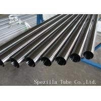 China BPE TP316L Stainless Steel Sanitary Tube 1x1.65mm SF1 Polished wholesale