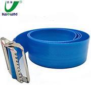 China Black and Blue Custom Safety TPU Vinyl Medical Gait Belts wholesale