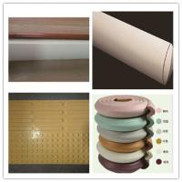China Flame Retardant Floor Tile Accessories For Acrovyn Wall Protection / Wall Corner Protectors wholesale