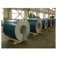 China Anti - Scratch Galvanized Color Coated Steel Coil For Buildings And Constructions wholesale