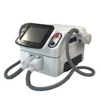 China Skin Rejuvenation Multi Function Laser 2 Handpiece With LCD Touchable Screen wholesale