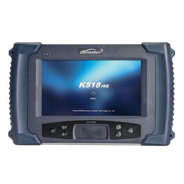 Quality Lonsdor K518ISE K518 Key Programmer for All Makes with Odometer Adjustment No Token Limitation Free Update Online for sale