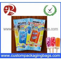 Quality Heat Seal Composite Plastic Food Packaging Bags For Ice Lolly / Sweets for sale