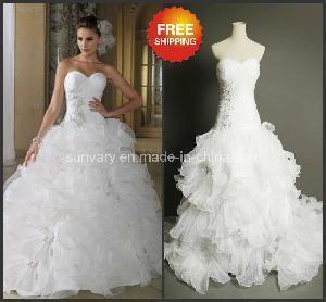 China Wedding Bridal Dress wholesale