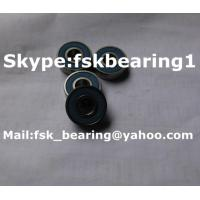 China Customized 608-2RS ABEC-9 Miniature Bearings Blue Rubber Seal wholesale