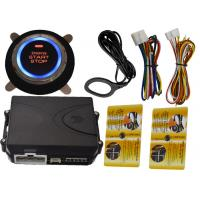 Rfid Transponder Card Invisible Keyless Car Engine Start Stop System For Petrol Or Auto Diesel Car Manufactures