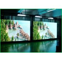 China Water Proof 6mm Indoor LED Displays In Die - Cast Aluminum 576mm * 576mm wholesale