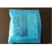 China Blue Bubble Mailing Bags Customized Sizes , Bubble Pack Bags For Courier Shipping wholesale