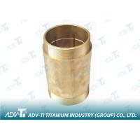 China Thickness 0.8mm Metal Investment Casting Precison copper casting wholesale