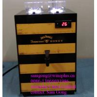 China HFC - 134a Jagermeister Tap Machine With Stainless Inner Tank And LED Light Up Bottle System wholesale
