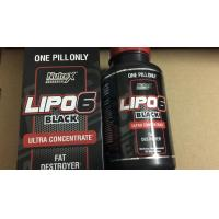 Quality LIPO 6 bLACK Mhp Xpel Bodybuilding HD Muscle Growth Pills , Powerful Work Fast for sale