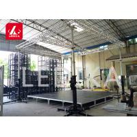 China Light Weight  Truss Tower System For Hanging Lights H2.2*0.65*0.55M wholesale