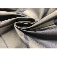 China High Color Fastness Yarn Dyed Jacquard Print Fabric Rich Color For Jacket wholesale