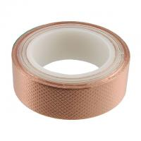 China 3m1245 EMI Embossed Copper Shielding Tape on sale