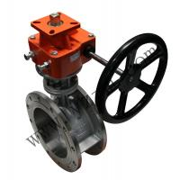 China LH series decluch gear override, gearbox for butterfly valve, ball valves on sale