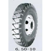 Buy cheap 6.50-10 Pneumatic Forklift Tire Tyre from wholesalers