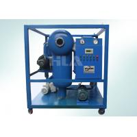 Automatical Vacuum Transformer Oil Purifier Machine Interlocked Protective System