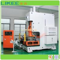 China Supply Automatic Aluminum Foil Container Machine LK-T63 wholesale
