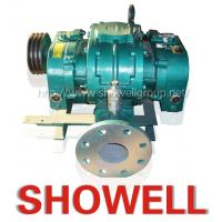 China Cost-Effective Three Lobes Double Tank Roots Blower  (Rotary BLOWER) on sale