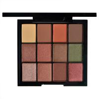 Buy cheap 12 Colors Lonnglasting Cosmetics Private Label Eye Shadow Palette from wholesalers