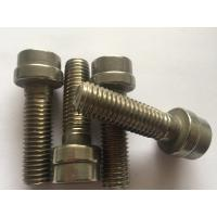 China High Corrosion Resistant Duplex Steel Fasteners , UNS S31254 254SMO Bolt Nut Washer wholesale