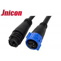 China Auto Signal IP67 Male And Female Electrical Connectors For Outdoor Lighting wholesale