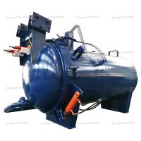 China Industry Use Horizontal Leaf Filter Crude Oil / Lubrication Oil Filter Press wholesale