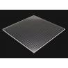 China Laser Dot LGP Acrylic Light Guide Panel 92% Transmittance Abrasion Resistant wholesale