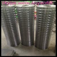 China 28 Gauge stainless steel Welded Wire Mesh / 2x2 Welded Wire Mesh/1x1 Stainless Steel Welded Wire Mesh wholesale