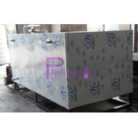 China SUS304 Soft Drink Processing Line Industry Aerated Water Freezing Tank 0 - 5 ℃ wholesale