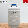 China Tianchi Liquid nitrogen biological container 35L80mm Liquid nitrogen tank YDS-35-80 Cryogenic vessel 35L wholesale