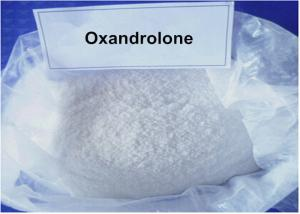 China High Purity Oral Testosterone Steroids Oxandrolone / Anavar CAS 53-39-4 White Powder wholesale