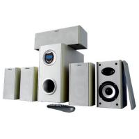 China remote control 5.1 home theatre speakers bulit-in FM radio support USB.SD wholesale