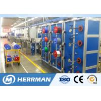 China Automatic Fiber Optic Cable Production Line Loose Tube Secondary Cable Coating Machine wholesale