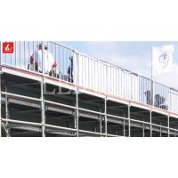China Open Air Temporary Grandstand Demountable Layer Stage Trussing Bleacher Seating wholesale