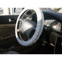 China steering wheel cover, car seat cover, disposable cover, pe car foot mat, gear cover, auto, Protective automobile product wholesale