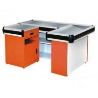 China Supermarket Checkout Cash Counter Table wholesale
